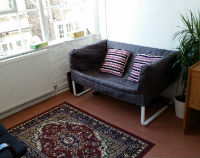 Image of counselling room in Arrad Street.