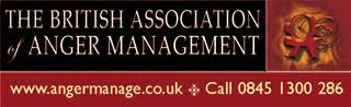 British Association for Anger Management logo