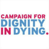 Dignity in Dying logo