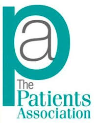 Patients Association logo